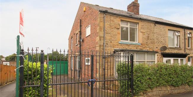 Guide Price £165,000, 3 Bedroom Semi Detached House For Sale in Sheffield, S2
