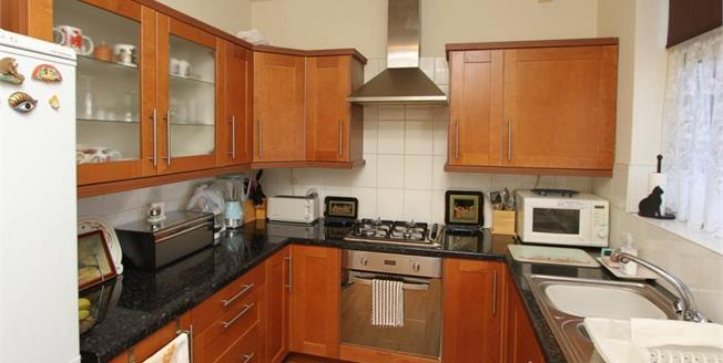 Guide Price £75,000, 2 Bedroom End of Terrace House For Sale in Sheffield, S13