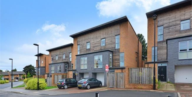 Guide Price £70,000, 3 Bedroom Semi Detached House For Sale in Sheffield, S2