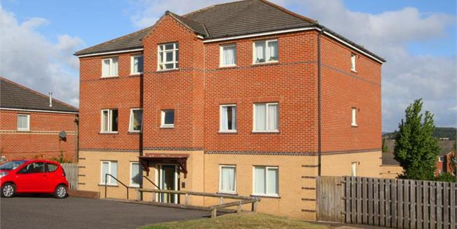 Asking Price £75,000, 2 Bedroom Upper Floor Flat For Sale in Sheffield, S2