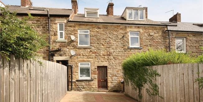 Guide Price £110,000, 3 Bedroom Terraced House For Sale in Sheffield, S12