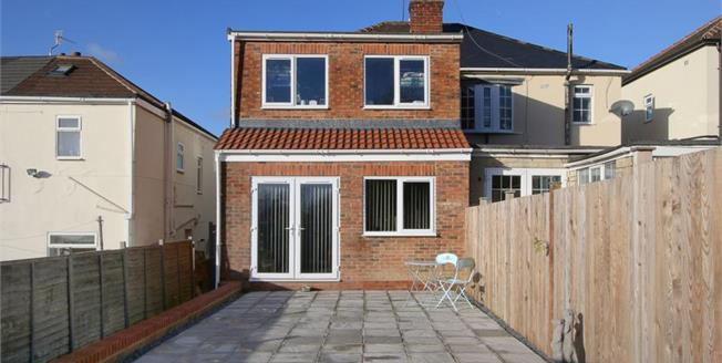 Guide Price £170,000, 4 Bedroom Semi Detached House For Sale in Sheffield, S13