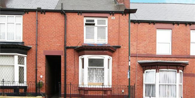 Offers in the region of £120,000, 3 Bedroom Terraced House For Sale in Sheffield, S9