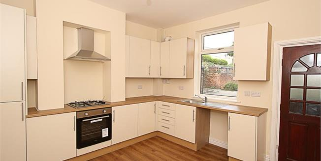 Guide Price £100,000, 2 Bedroom Terraced House For Sale in Sheffield, S12