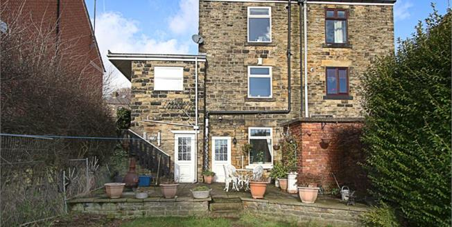 Offers in the region of £170,000, 3 Bedroom Semi Detached House For Sale in Sheffield, S12