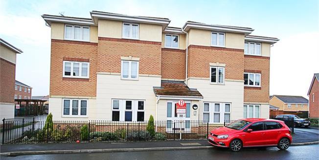£95,000, 2 Bedroom Upper Floor Flat For Sale in Sheffield, S13