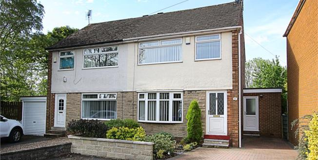 Guide Price £158,000, 3 Bedroom Semi Detached House For Sale in Sheffield, S12