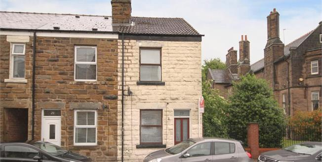 Guide Price £100,000, 3 Bedroom End of Terrace House For Sale in Sheffield, S13