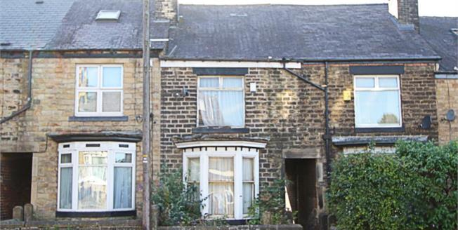 Guide Price £75,000, 3 Bedroom Terraced For Sale in Sheffield, S2