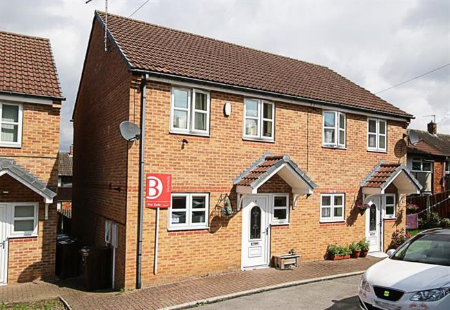2 Bedroom Semi Detached House For Sale in Sheffield for £125,000