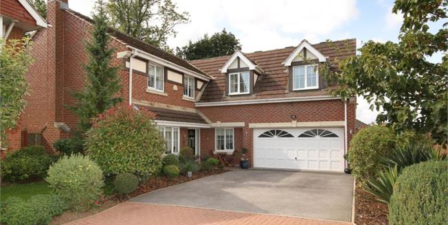 £525,000, 5 Bedroom Detached For Sale in Sheffield, S13