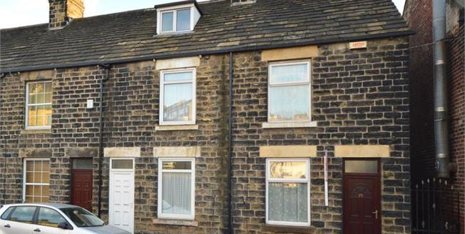 Guide Price £100,000, 2 Bedroom Terraced House For Sale in Sheffield, S6