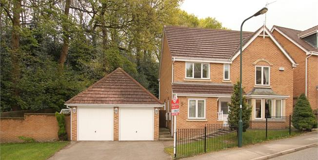 Offers in the region of £294,950, 4 Bedroom Detached House For Sale in Sheffield, S6