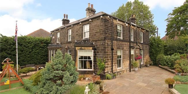 £599,950, 4 Bedroom Detached House For Sale in Sheffield, S6