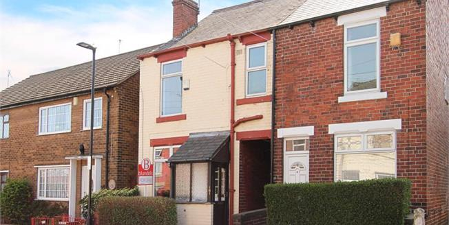 Offers in excess of £110,000, 3 Bedroom Semi Detached House For Sale in Sheffield, S6