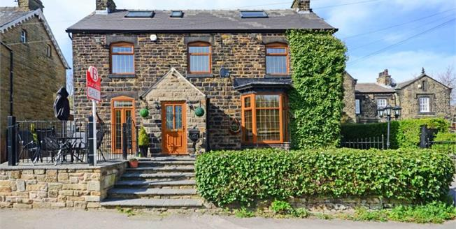 Guide Price £300,000, 4 Bedroom Detached House For Sale in Sheffield, S5