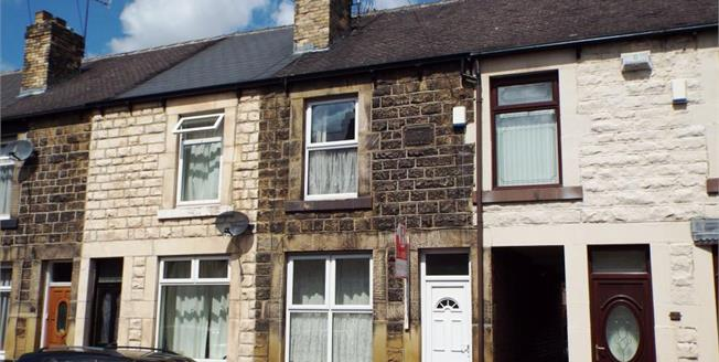 Guide Price £60,000, 3 Bedroom Terraced House For Sale in Sheffield, S6