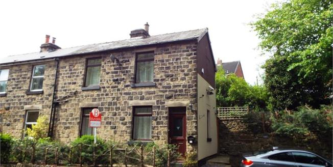 Guide Price £90,000, 3 Bedroom Terraced House For Sale in Wharncliffe Side, S35