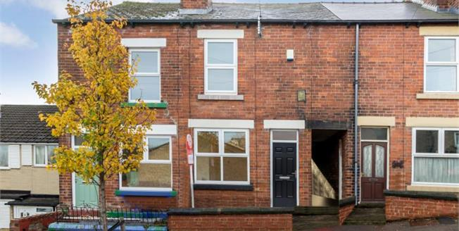 £170,000, 3 Bedroom Terraced House For Sale in Sheffield, S6