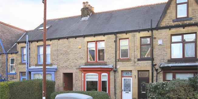 Guide Price £210,000, 4 Bedroom Terraced House For Sale in Sheffield, S6
