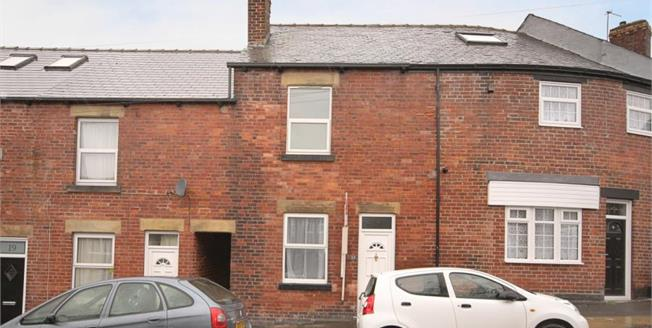 £170,000, 2 Bedroom Terraced House For Sale in Sheffield, S10