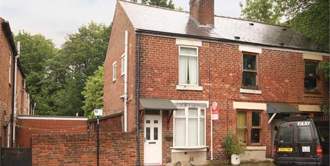 Guide Price £105,000, 2 Bedroom Terraced House For Sale in Sheffield, S6