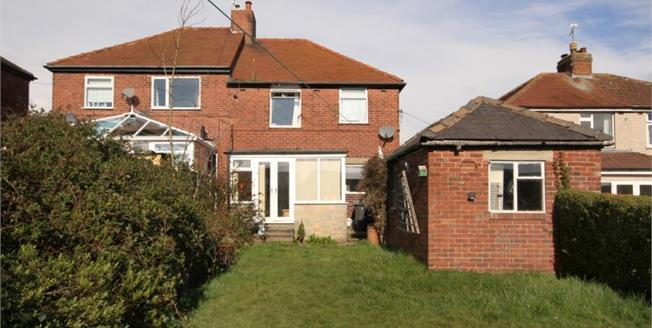 £230,000, 3 Bedroom Semi Detached House For Sale in Worrall, S35