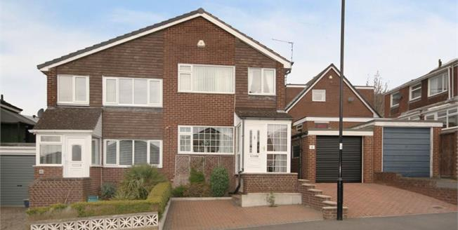 Guide Price £220,000, 3 Bedroom Semi Detached House For Sale in Loxley, S6