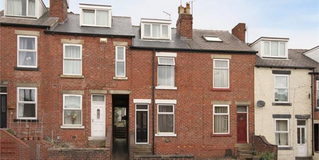 £130,000, 2 Bedroom Terraced House For Sale in Sheffield, S6