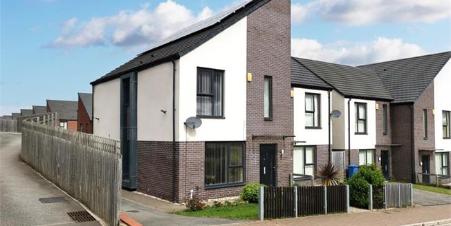 £160,000, 3 Bedroom Semi Detached House For Sale in Sheffield, S5