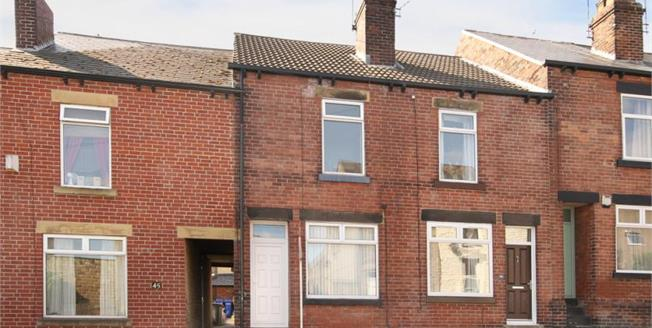 £160,000, 3 Bedroom Terraced House For Sale in Sheffield, S6