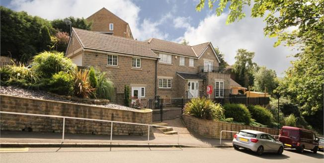 Guide Price £580,000, 4 Bedroom Detached House For Sale in Sheffield, S6