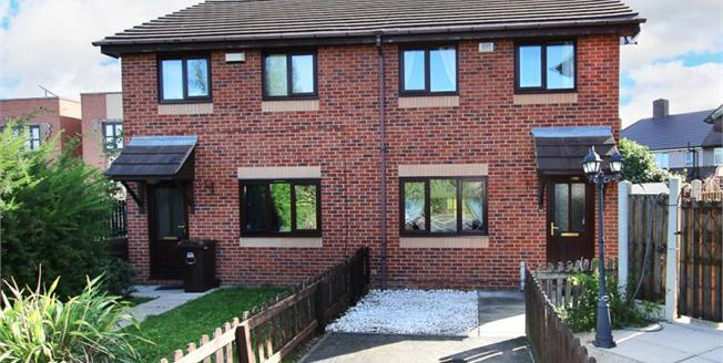 £110,000, 3 Bedroom Semi Detached House For Sale in Sheffield, S5