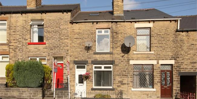 £180,000, 3 Bedroom Terraced House For Sale in Sheffield, S6