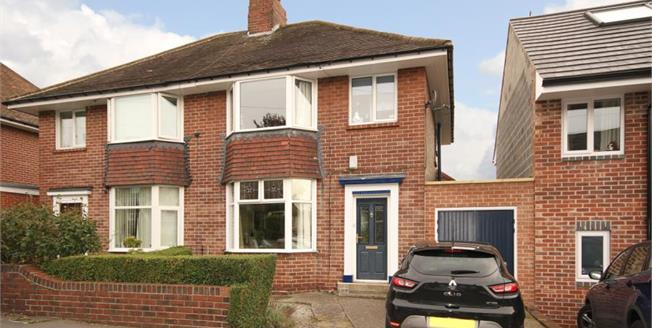 £220,000, 3 Bedroom Semi Detached House For Sale in Sheffield, S6