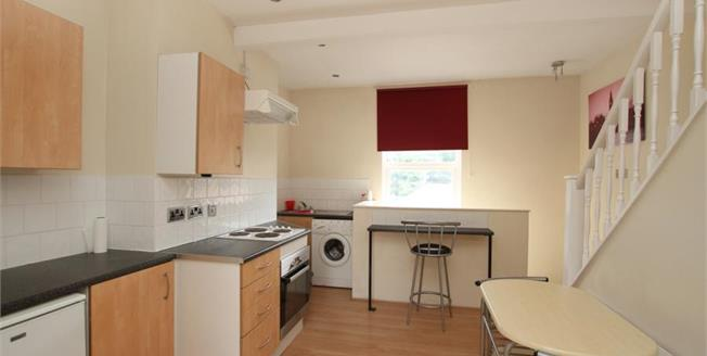 Guide Price £70,000, 1 Bedroom Flat For Sale in Sheffield, S8