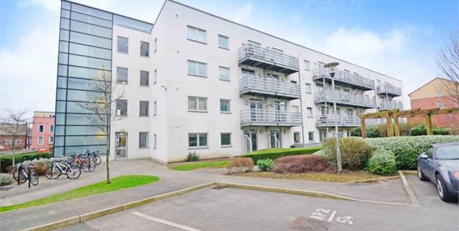 £125,000, 2 Bedroom Upper Floor Flat For Sale in Sheffield, S2