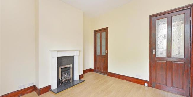 Guide Price £130,000, 3 Bedroom House For Sale in Sheffield, S8