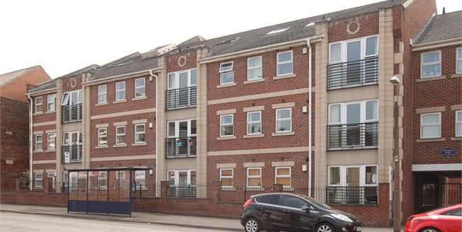 £109,950, 2 Bedroom Ground Floor Flat For Sale in Sheffield, S8