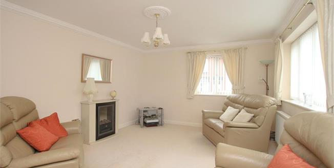 Guide Price £135,000, 2 Bedroom Ground Floor Flat For Sale in Sheffield, S8