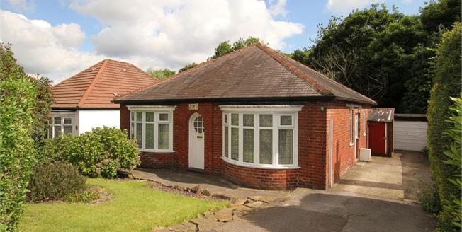 Guide Price £240,000, 3 Bedroom Bungalow For Sale in Sheffield, S8