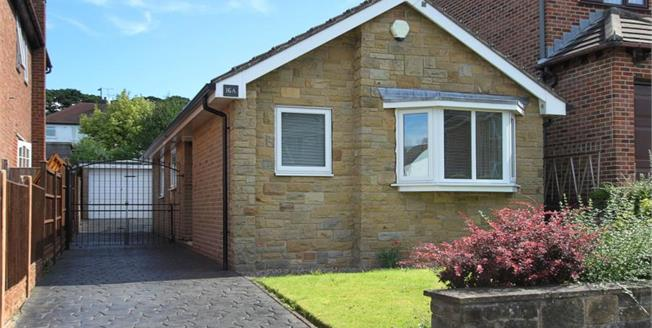 £185,000, 2 Bedroom Bungalow For Sale in Sheffield, S8
