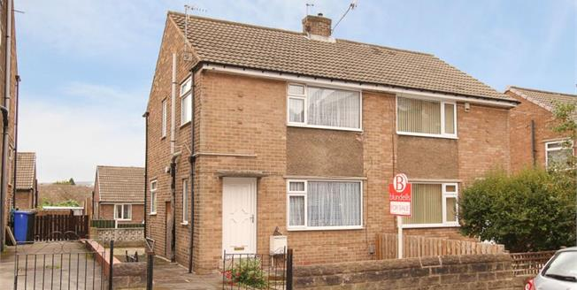 Guide Price £90,000, 3 Bedroom Semi Detached House For Sale in Sheffield, S8
