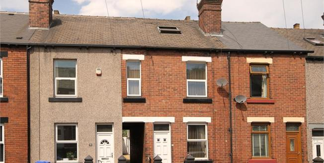 Guide Price £150,000, 3 Bedroom Terraced House For Sale in Sheffield, S2
