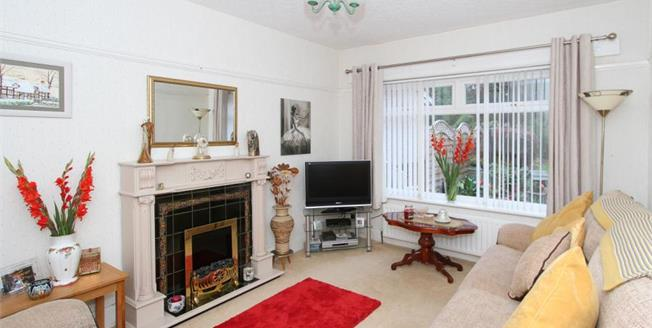 Guide Price £325,000, 5 Bedroom Semi Detached House For Sale in Sheffield, S8
