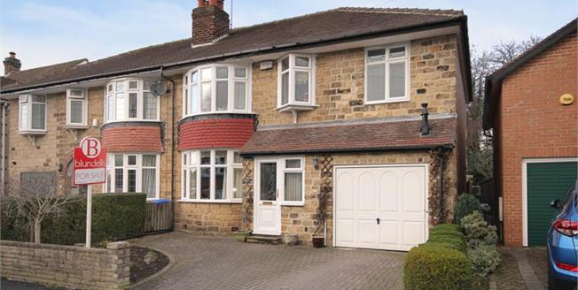 £325,000, 5 Bedroom Semi Detached House For Sale in Sheffield, S8