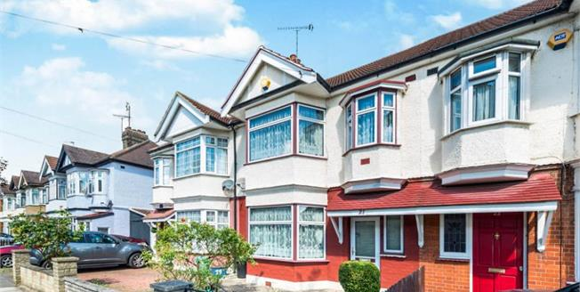 Offers in the region of £550,000, 3 Bedroom Terraced House For Sale in Ilford, IG2
