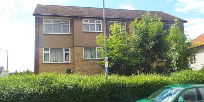 Offers Over £230,000, 2 Bedroom Flat For Sale in Romford, RM6
