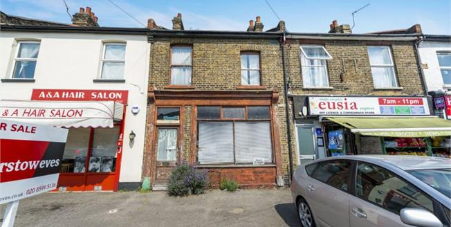 Offers in the region of £410,000, 3 Bedroom Terraced House For Sale in Ilford, IG3