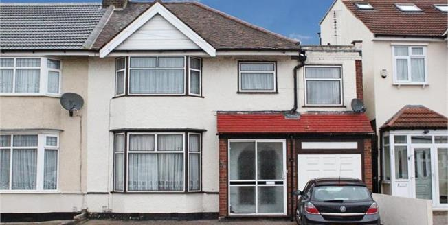 Offers in the region of £550,000, 5 Bedroom End of Terrace House For Sale in Ilford, IG2